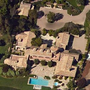 Bruce Kovner's House (Google Maps)