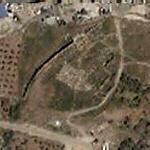 Shechem archaeological site (Google Maps)