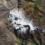 Nevado Illimani (Google Maps)