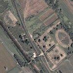 "Archeological site of ancient roman town ""Libarna"" (Google Maps)"