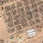 Darfur refugee camp Breidjing (Google Maps)