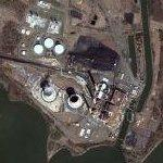 Chalk Point Generating Station (Google Maps)
