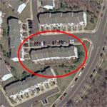 2007-04-16 - Virginia Tech Shooter's Off Campus Appartment (Google Maps)
