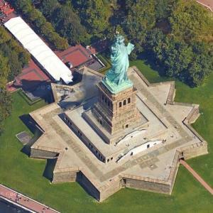 Statue Of Liberty (Google Maps)
