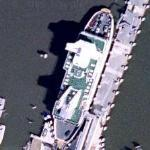 Cape May - Lewes Ferry (Google Maps)