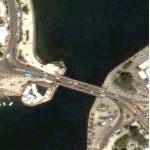 Euripus Strait (Google Maps)