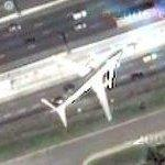 Departure from Toronto - Pearson (Google Maps)