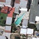 Bottle-Shaped Pool (Google Maps)