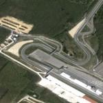 Hungaroring Racetrack (Google Maps)