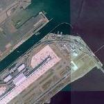 Kansai International Airport (Google Maps)