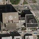 Baltimore City Police Headquaters (Google Maps)