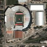 Camp Randall Stadium (Google Maps)