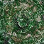 Serra da Cangalha Crater
