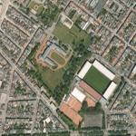 Olympic Stadium Antwerp (Google Maps)