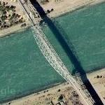 Bourne Bridge (Google Maps)