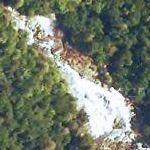 Whitewater Falls (Google Maps)