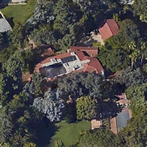 Jeff Bezos' home (Google Maps)