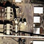 Emissions reducing smokestack (Google Maps)