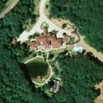 Curtis Jackson's (a.k.a. 50 Cent) House (Google Maps)
