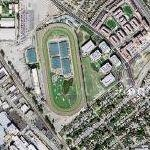 Bay Meadows Race Track (Google Maps)