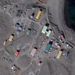 Davis Polar station in Antarctica (Google Maps)