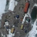 Casey Antarctic Polar Station (Google Maps)