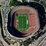 Candlestick Park (Monster Park)(3Com) (Google Maps)