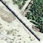 Ammunition train (Google Maps)