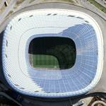 'Allianz Arena' by Herzog and De Meuron (Google Maps)