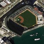 AT&T Park (Pac Bell) (SBC) (Google Maps)