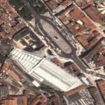 Praça dos Restauradores & Estação Central do Rossio