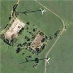Goonhilly Downs Wind farm (Google Maps)