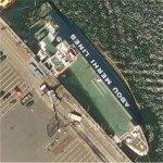 "Listing Ship - ""Sea Trust"" (Google Maps)"