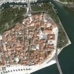 Historic City of Trogir (Google Maps)