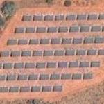 King's Canyon Solar Power Station (Google Maps)