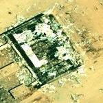 Al Asad airfield (Google Maps)