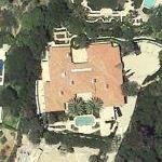 David & Victoria Beckham's house (Google Maps)