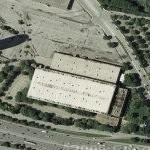 Dallas Market Hall Area (Google Maps)