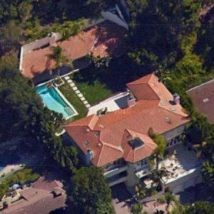 Dr. 90210, Robert Rey's House (Google Maps)