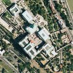 Budapest Royal Castle (Google Maps)