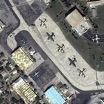 Chaklala Airbase in Rawalpindi, Pakistan (Google Maps)