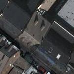 Brad Pitt & Angelina Jolie's House (Google Maps)