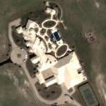 Deion Sanders' House (Google Maps)