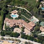 Barry Bonds' House (former) (Google Maps)