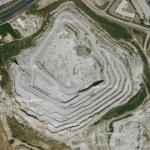 Rock Quarry (Google Maps)