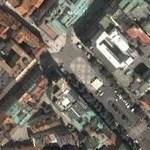 Wenceslas Square (Google Maps)