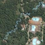 Very long waterslide (Google Maps)