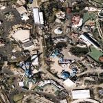Six Flags Great America (Google Maps)