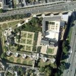 Angers castle (Google Maps)