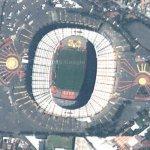 Estadio Azteca (Google Maps)